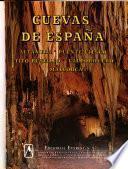 libro Cuevas De España