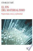 libro El Fin Del Materialismo