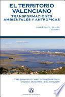 libro El Territorio Valenciano