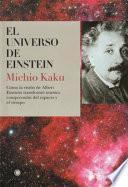 libro El Universo De Einstein