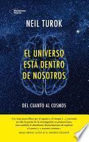 libro El Universo Está Dentro De Nosotros