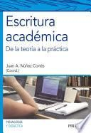 libro Escritura Académica
