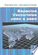 libro Espacios Vectoriales Paso A Paso