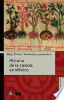 libro Historia De La Ciencia En México