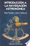 libro Introducción A La Navegación Astronómica