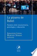 libro La Pizarra De Babel