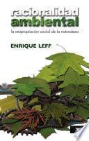 libro Racionalidad Ambiental