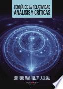 libro Teoría De La Relatividad, Análisis Y Críticas