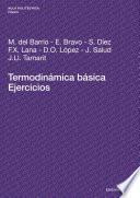 libro Termodinámica Básica. Ejercicios