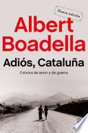 libro Adiós, Cataluña