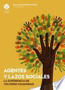 libro Agentes Y Lazos Sociales