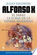 libro Alfonso X El Sabio