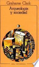 libro Arqueología Y Sociedad