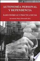 libro Autonomía Personal Y Dependencia