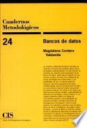libro Bancos De Datos