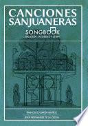 libro Canciones Sanjuaneras
