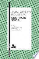 libro Contrato Social