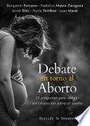 libro Debate En Torno Al Aborto