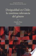 libro Desigualdad En Chile