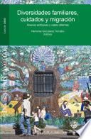libro Diversidades Familiares, Cuidados Y Migración