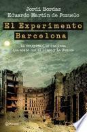 libro El Experimento Barcelona