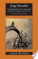 libro El Optimismo De La Voluntad