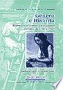 libro Género E Historia
