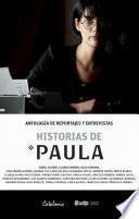 libro Historias De Paula