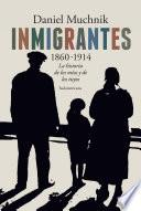 libro Inmigrantes 1860 1914