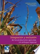 libro Integración Y Exclusión De Los Productores Agrícolas