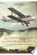 libro La Conspiración Del General Franco