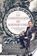 libro La Constitución De Alfonso Ussía