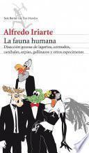 libro La Fauna Humana
