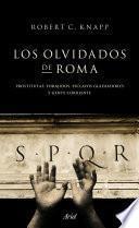 libro Los Olvidados De Roma