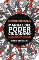 libro Manual Del Poder Ciudadano