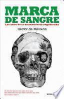 libro Marca De Sangre