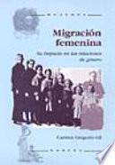libro Migración Femenina