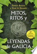 libro Mitos, Ritos Y Leyendas De Galicia