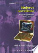 libro Mujeres Novelistas