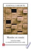 libro Mundos En Común