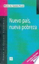 libro Nuevo País, Nueva Pobreza