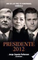 libro Presidente 2012