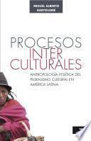libro Procesos Interculturales