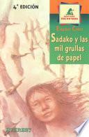 libro Sadako Y Las Mil Grullas De Papel