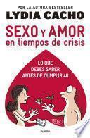 libro Sexo Y Amor En Tiempos De Crisis