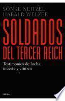 libro Soldados Del Tercer Reich
