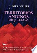 libro Territorios Andinos: Reto Y Memoria