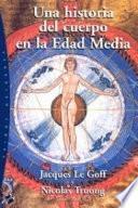 libro Una Historia Del Cuerpo En La Edad Media