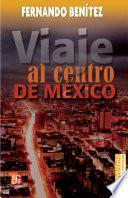 libro Viaje Al Centro De México