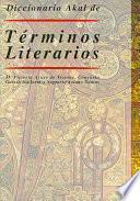 libro Diccionario Akal De Términos Literarios